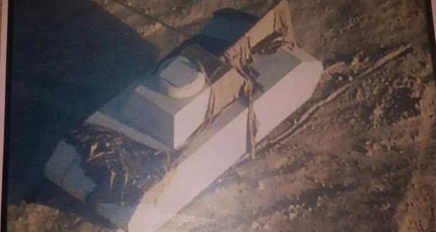 بالصور .. داعش ينشر اسلحة خشبية في مدينتي عانة وراوة