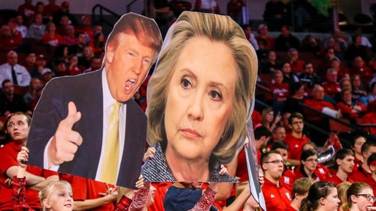 أهم استطلاعات الرأي الأمريكية قبيل الانتخابات؟