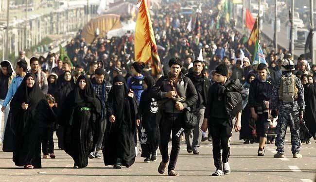 عمليات بغداد تحذر الزائرين واصحاب المواكب من الأجسام الغريبة