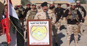 زيارة قائد عمليات دجلة الى ناحية العظيم (25/تشرين الثاني/2016