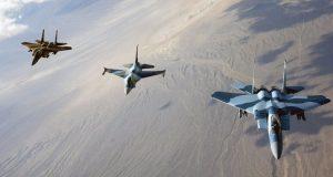 طائرات التحالف الدولي في العراق (ارشيف)