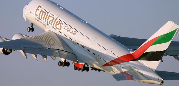 """عاجل: مطار دوموديدوفا في موسكو يستعد لهبوط طائرة شركة """"الإمارات"""" A380 اضطراريا"""