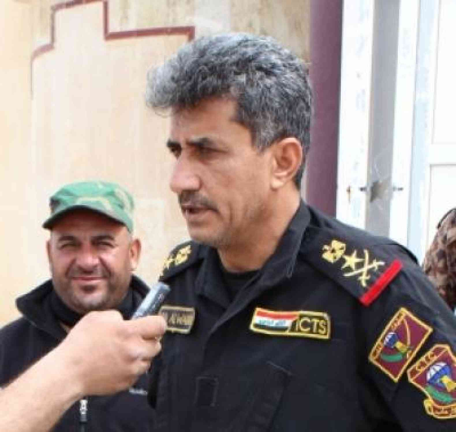 الساعدي: خسائر عصابات داعش كبيرة وعناصره يهربون إلى الساحل الأيمن من للموصل