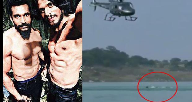"""فيديو: مصرع ممثلين شهيرين """"غرقاً"""" أثناء تصوير فيلم عالمي"""