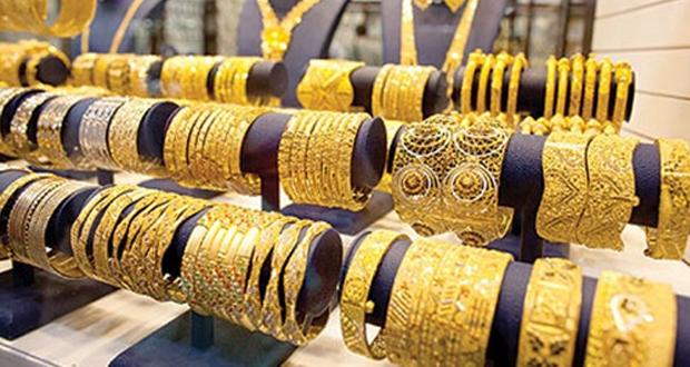 استقرار عقود الذهب تزامناً مع ارتفاع الدولار