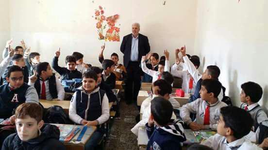 اعلان انتهاء تصاميم خاصة لإنشاء الف مدرسة في بغداد والمحافظات