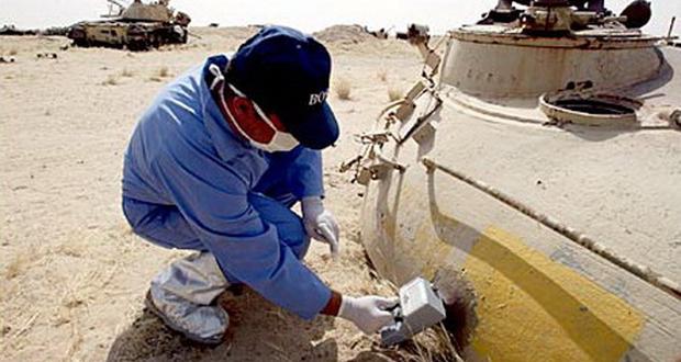 """مجلس بغداد: وجود """"مواد مشعة"""" في منطقة كسرة وعطش شرقي بغداد"""
