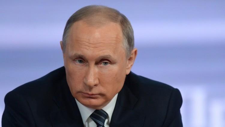 الرئيس الروسي فلاديمير بوتين: نأمل في تضافر الجهود الروسية الأمريكية لمواجهة الخطر الإرهابي
