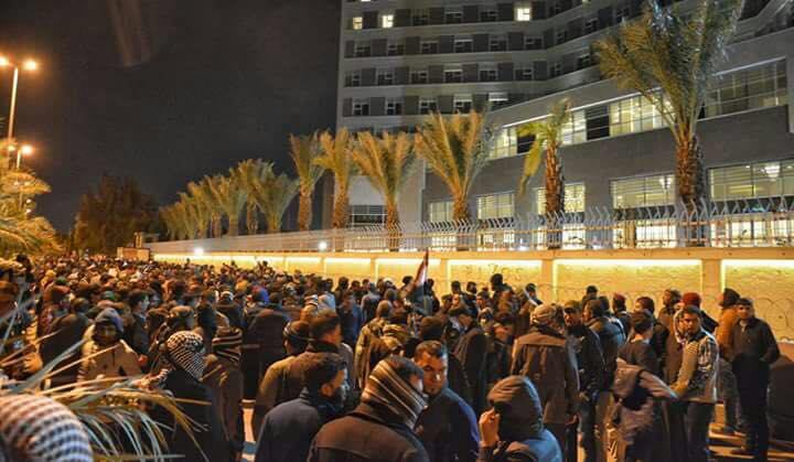 شرطة ميسان تصدر بياناً بشأن تظاهرات يوم غد