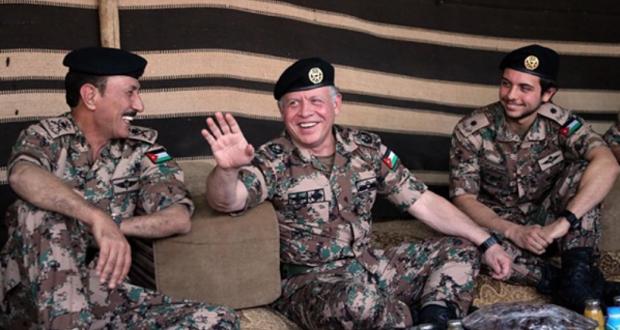 """مدير عام وكالة """"بغداد تايمز"""" يعزي الشعب الأردني باستشهاد ابنائه ويدعوا الله ان يحفظ الاردن ملكاً وحكومة وشعباً"""
