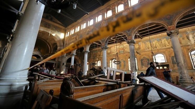 """عاجل: تنظيم """"داعش"""" الإجرامي يتبنى مسؤولية تفجير الكنيسة في القاهرة"""