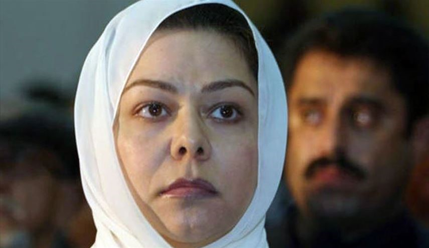 رغد صدام:المنطقة الخضراء لاتمت بأي صلة للخضار والأصالة