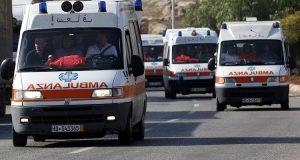 سيارات الاسعاف التركية (ارشيفية/Google Images)