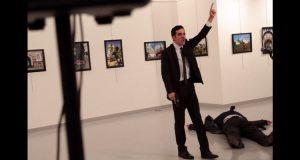 صورة لمنفذ الهجوم على السفير الروسي في أنقرة
