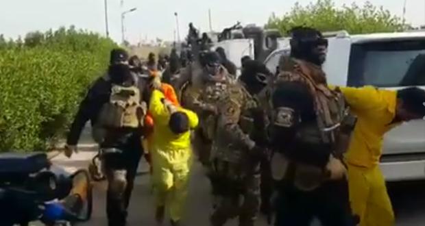 """شرطة البصرة تعلن ضبط اكثر من 5000 حبة """"كبتاجون"""" وتعتقل تاجرها"""