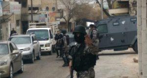 قوات الامن الأردني