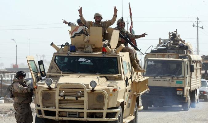 عمليات سامراء: مقتل ثلاثة انتحاريين جنوبي صلاح الدين