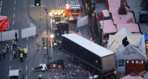 مكان الاعتداء الإرهابي في برلين