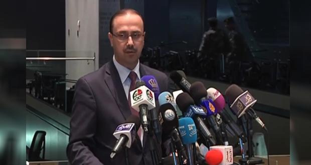 وزير الاعلام الأردني: العملية الأمنية ما زالت مستمرة وهي في مراحلها الأخيرة