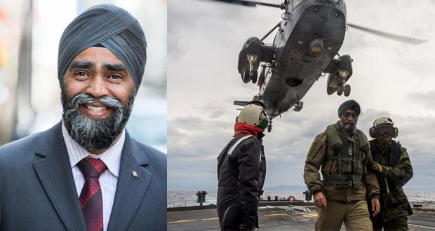 من هو وزير الدفاع الكندي؟