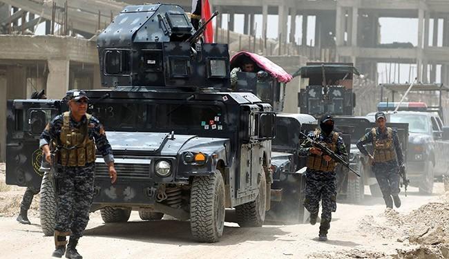 الشرطة الاتحادية: السيطرة على شارع 60 في الموصل