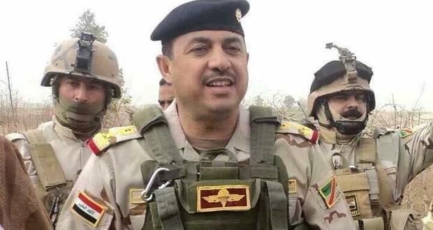 تعرف على اول قائد استشهد من الجيش العراقي عندما كان يقاتل داعش الارهابي