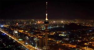 العاصمة بغداد ليلة السبت - الأحد (31/كانون الاول/2016) - احتفالات رأس السنة الميلادية.