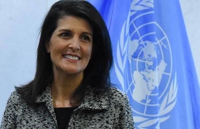 المبعوث الأمريكي لدى الامم المتحدة: التجربة الصاروخية الايرانية غير مقبول على اطلاقاً