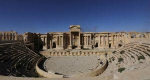 المسرح الروماني في تدمر