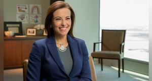 دينا حبيب، مستشارة المبادرات الاقتصادية للرئيس الامريكي المنتخب دونالد ترامب