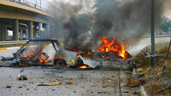 تفجير 100 عبوة ناسفة في الانبار