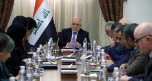 حيدر العبادي يعقد اجتماعاً باللجنة المالية النيابية (8/كانون الثاني/2017)
