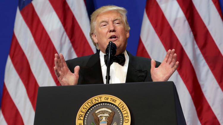 السفارة الامريكية في بغداد تنفي خبر رفض ترامب لقاء حيدر العبادي