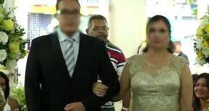 رجل يطلق الرصاص على مدعوين في حفل زفاف