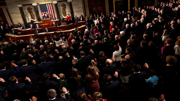 الشيوخ الأمريكي يوافق على بدء إلغاء إصلاحات أقرها أوباما في مجال الصحة