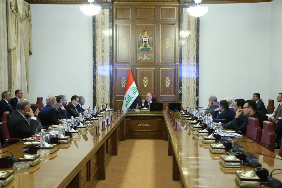 مجلس الوزراء يوضح قراره في زيادة رواتب الحشد الشعبي