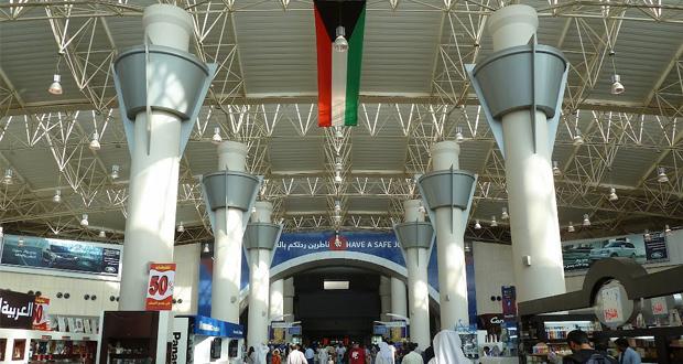استنفار امني في مطار الكويت بعد بلاغ بوجود قنبلة على طائرة ألمانية