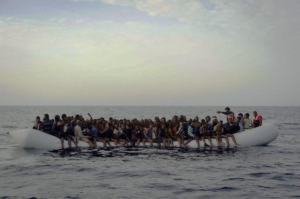 الهجرة الدولية: نحو 240 مهاجراً قضوا في مياه المتوسط منذ بداية 2017