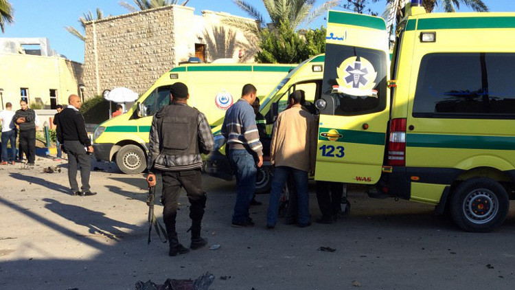 مصر: استشهاد 9 من رجال الأمن في هجوم بالعريش