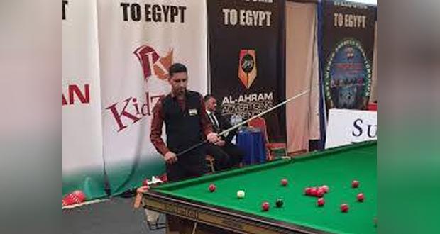 بليارد العراق يحرز ثلاثة أوسمة منوعة في البطولة العربية