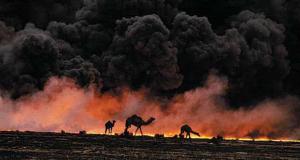 التلوث البيئي في الخليج العربي