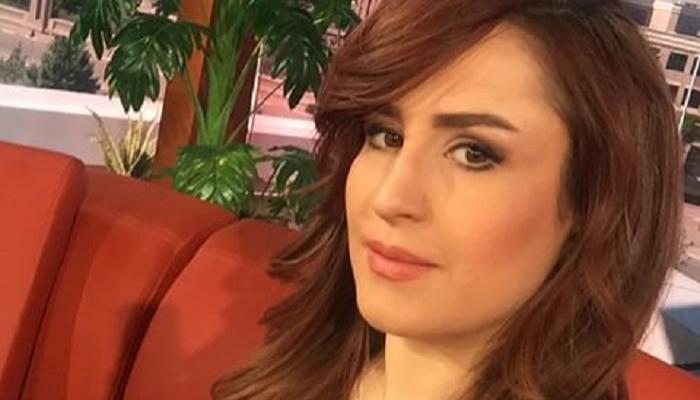 """استشهاد """"شفاء كردي"""" مراسلة قناة روادوو في الموصل"""