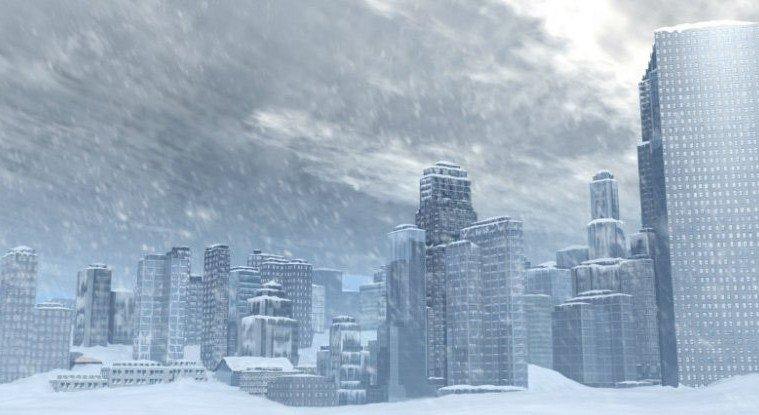 """العلماء: الأرض تشهد الآن بداية العصر الجليدي """"الصغير"""""""