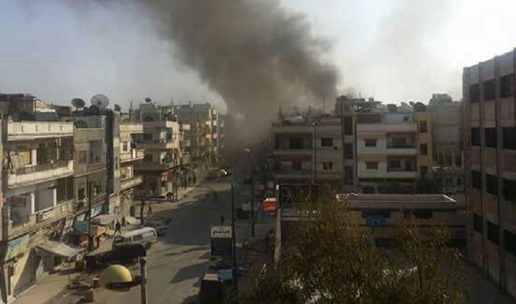 قيادة الجيش السوري تعلن السيطرة الكاملة على جميع مناطق الغوطة الشرقية بعد خروج جميع العناصر المسلحة