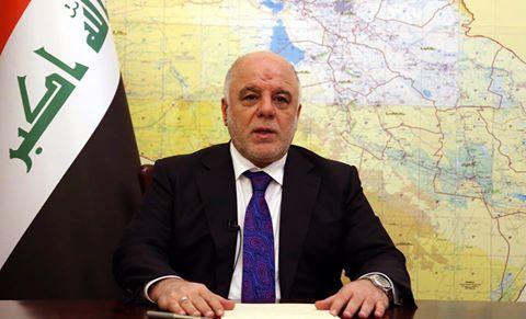 حيدر العبادي استعادة الساحل الايمن الموصل