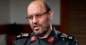 وزير الدفاع الإيراني العميد حسين دهقان