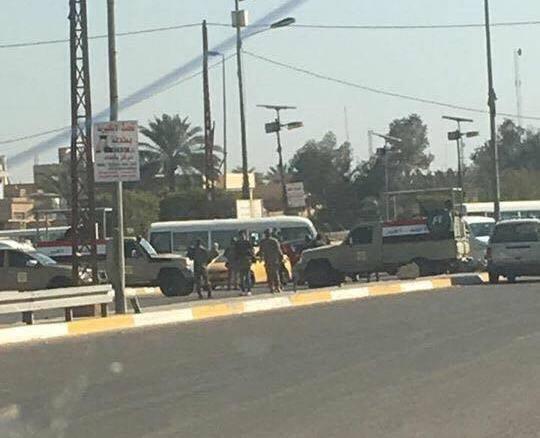 فتح ثلاثة ازقة مغلقة منذ 12 عاماً في بغداد