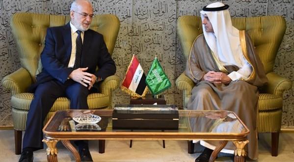 وزير الخارجية السعودي يصل العاصمة بغداد في زيارة تاريخية!