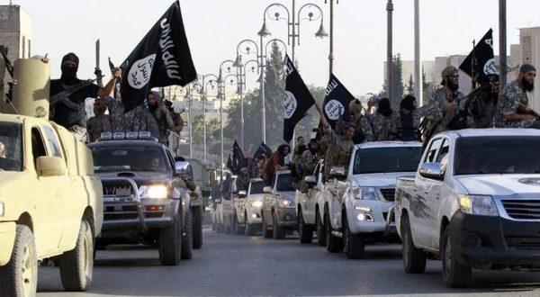 عصابات داعش الارهابية في الموصل