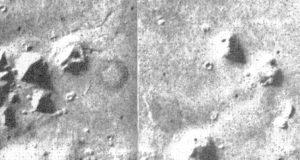 كائنات فضائية في المريخ CIA اهرامات